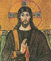 jesus-sant-apollinare-nuovo-ravenna-6-jahrhundert