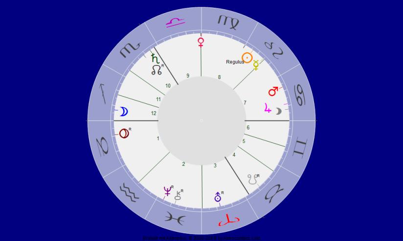 Venus Waage 2013