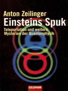 Einsteins-Spuk-Buchcover