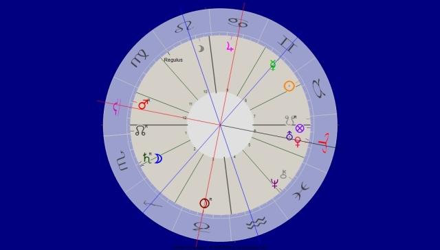 Merkur Lichtüberträger mit  Venus