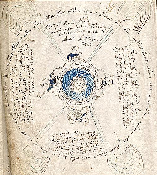 voynich-cosmology