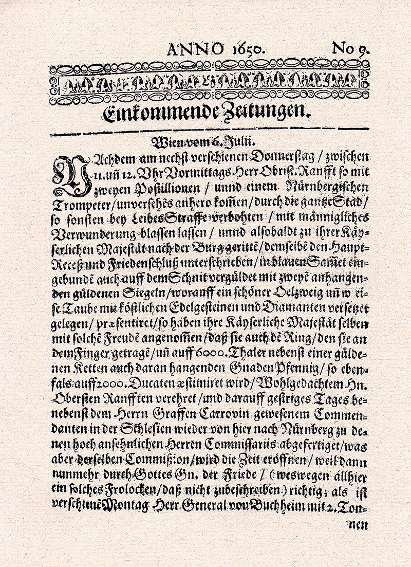 EinkommendeZeitungen_1650-1